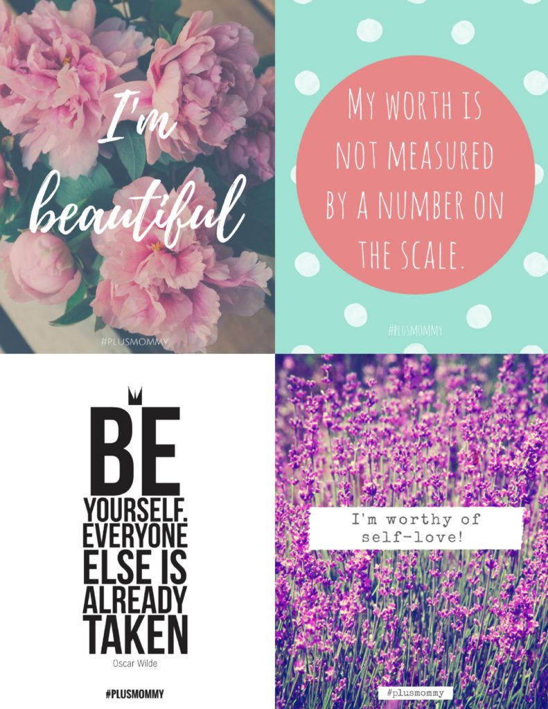 Plus Mommy Printables (all 4)