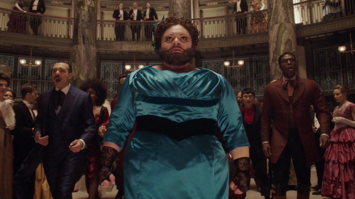 Keala Settle in The Greatest Showman | My New Body Love Anthem