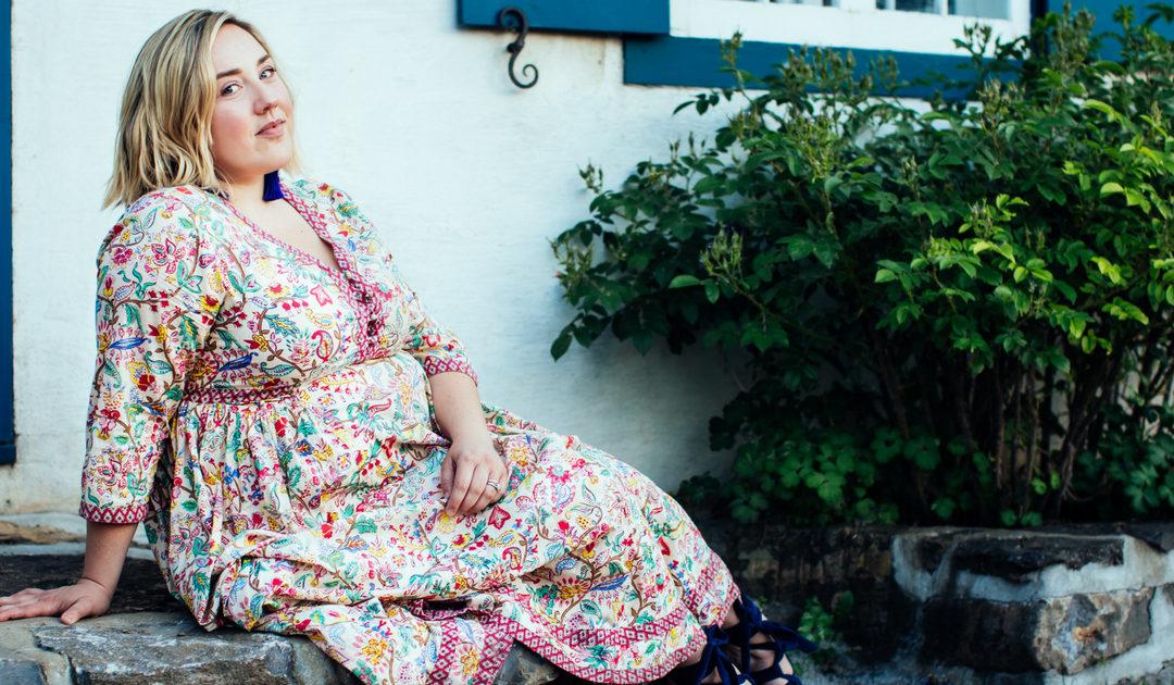 Canadian Mom Blogger Shares Her Postpartum Struggles