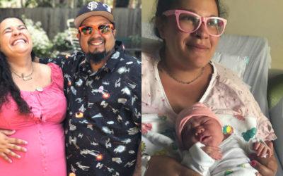 Sam's Plus Size Pregnancy And Breastfeeding Story