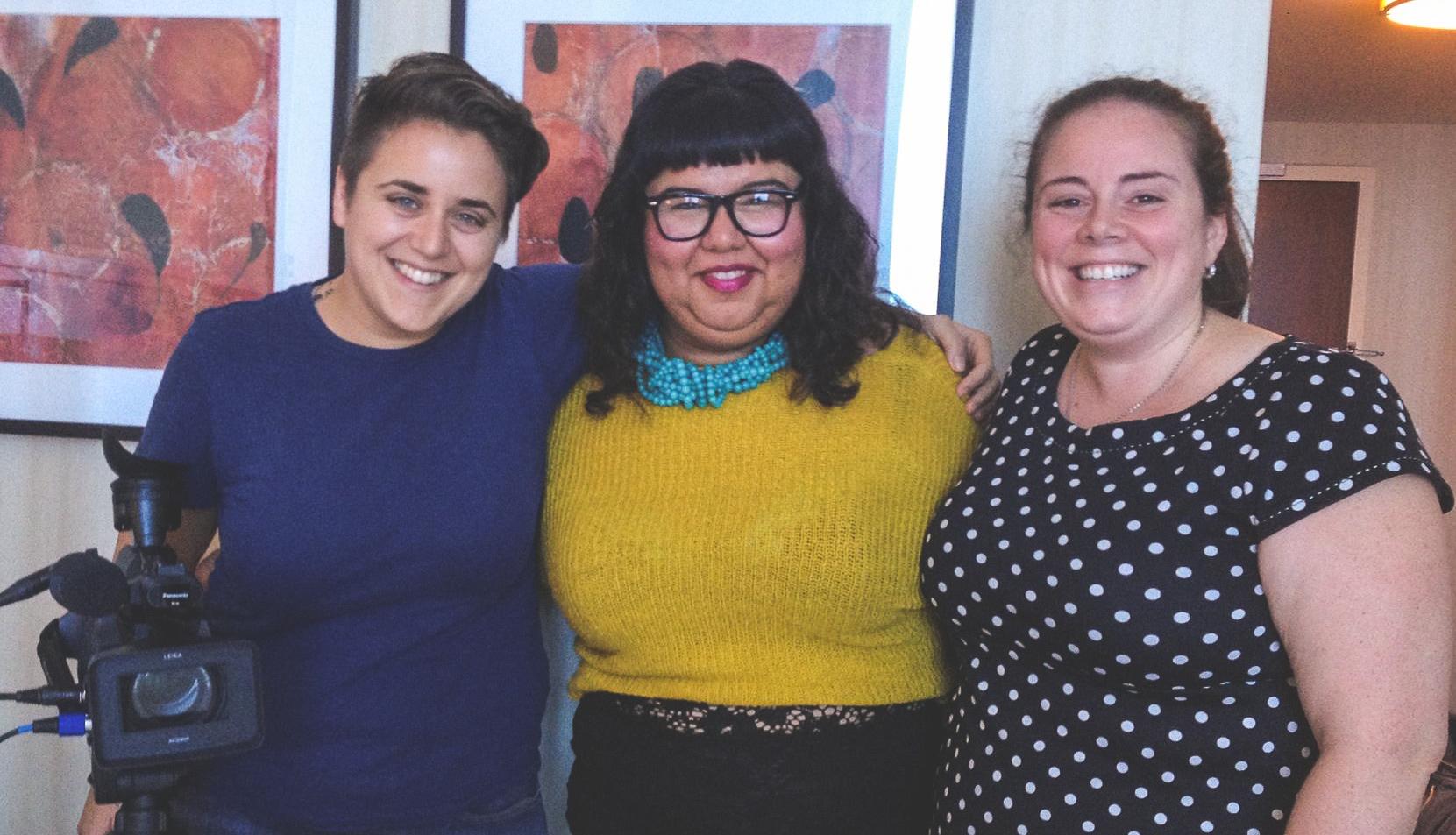 Fattitude And Motherhood With Filmmaker Lindsey Averill