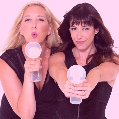Tracey Tee and Shayna Ferm of The Pump and Dump Show