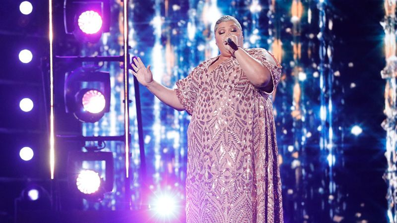 Christina Wells America's Got Talent Semifinalist