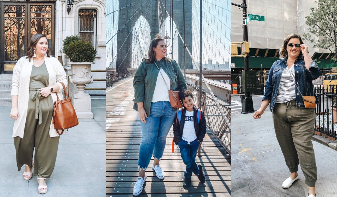 Plus Size Mom Fashion & Body Image With Maddy Guiterrez