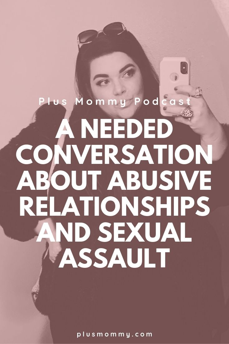 Conversation About Abusive Relationships And Sexual Assault