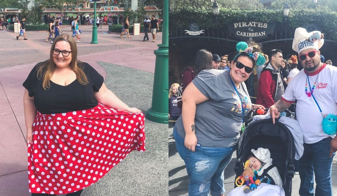 The Ultimate Guide To Disneyland For Plus Size Guests