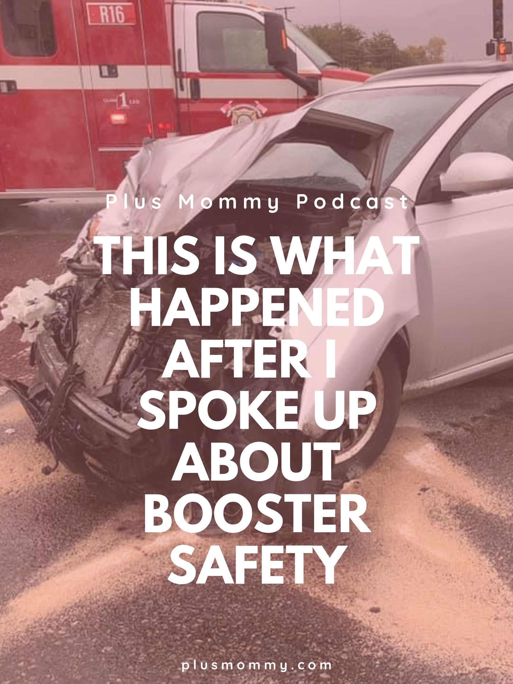 car accident booster safety