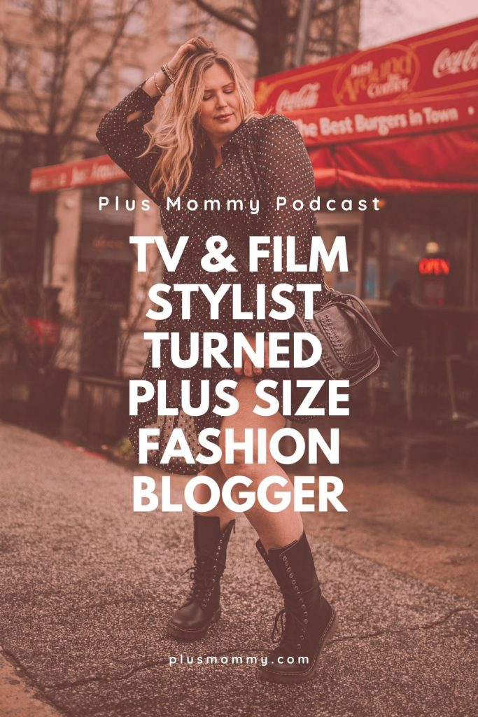Plus Size Fashion Blogger Ashley Dorough