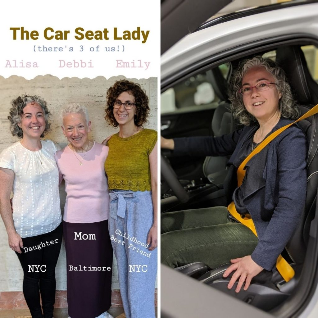 the car seat lady