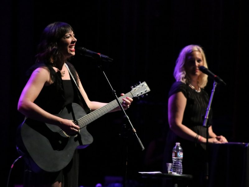 Two Mom Comedians Band of mothers