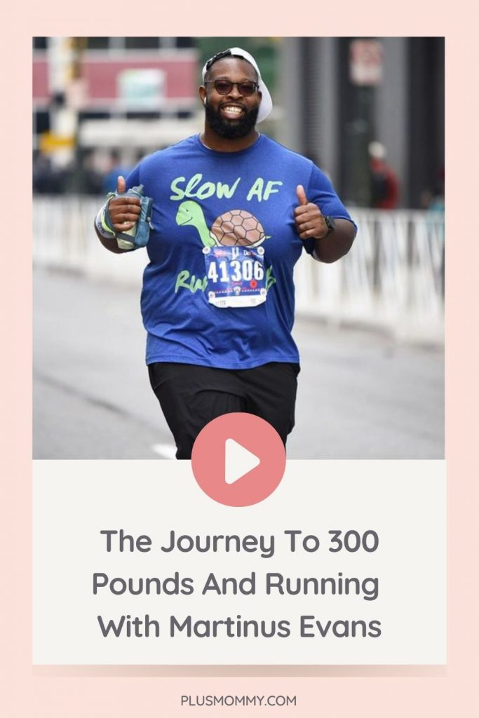 300 pounds and running